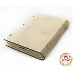 Шкатулка - книжка без росписи большая